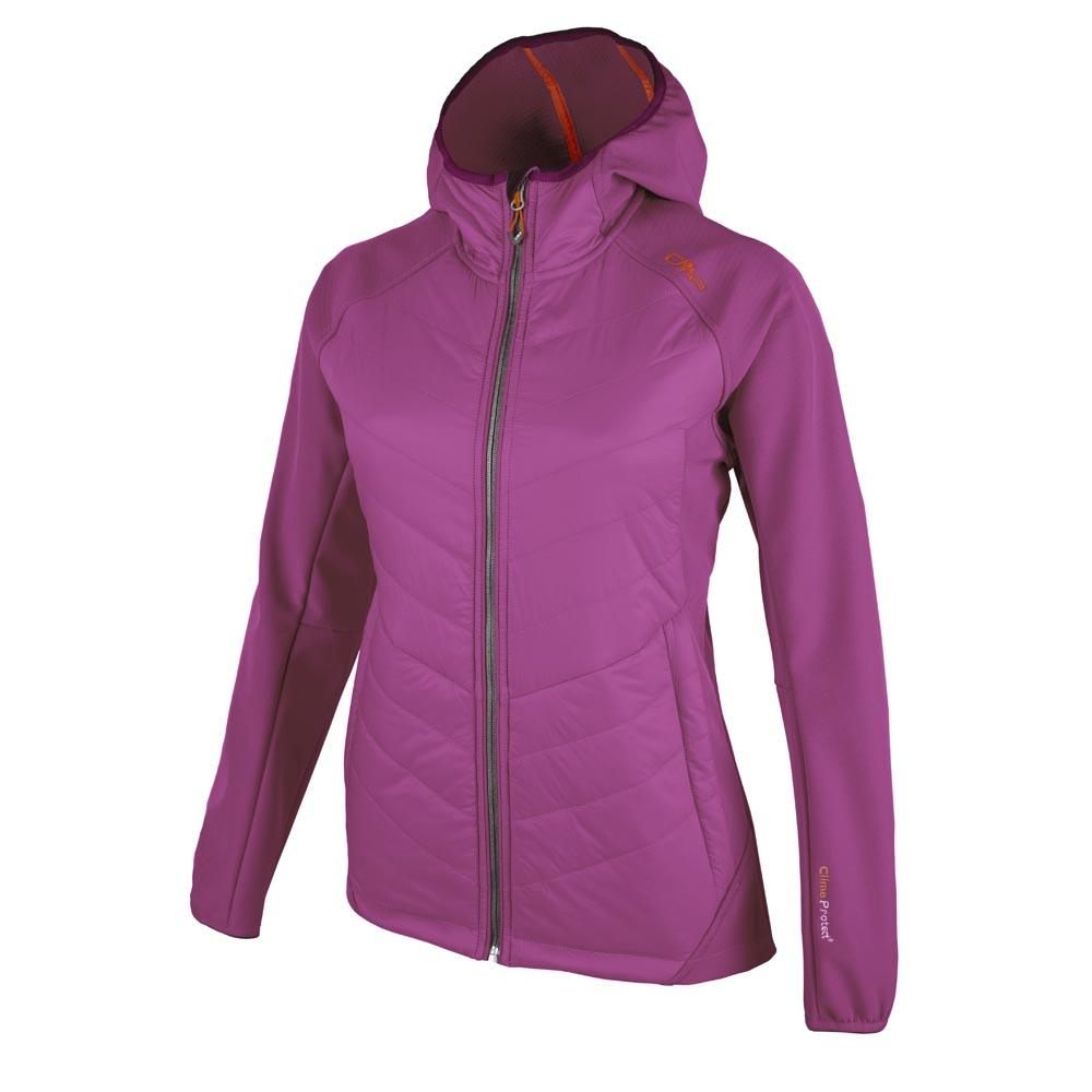 Cmp Hybrid Fix Hood Softshell