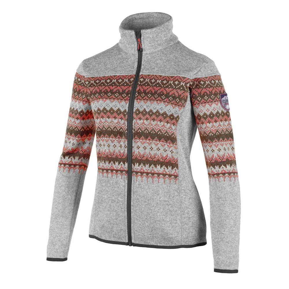 Cmp Knitted Jacket Full Zip