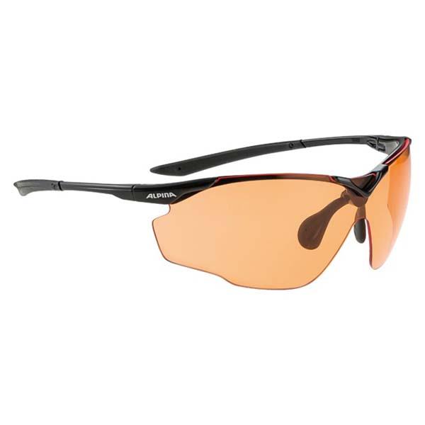 Alpina Splinter Shield VL Black Buy And Offers On Trekkinn - Alpina sunglasses for sale