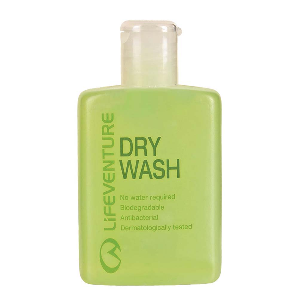 Lifeventure Dry Wash Gel 200ml