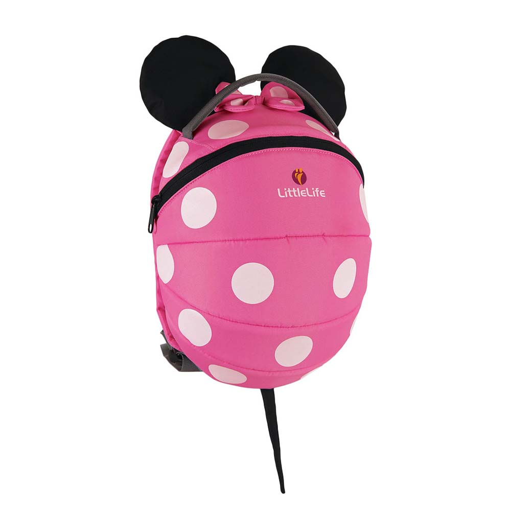 Littlelife Big Disney Pink Minnie Mouse Kids Daysack 4L