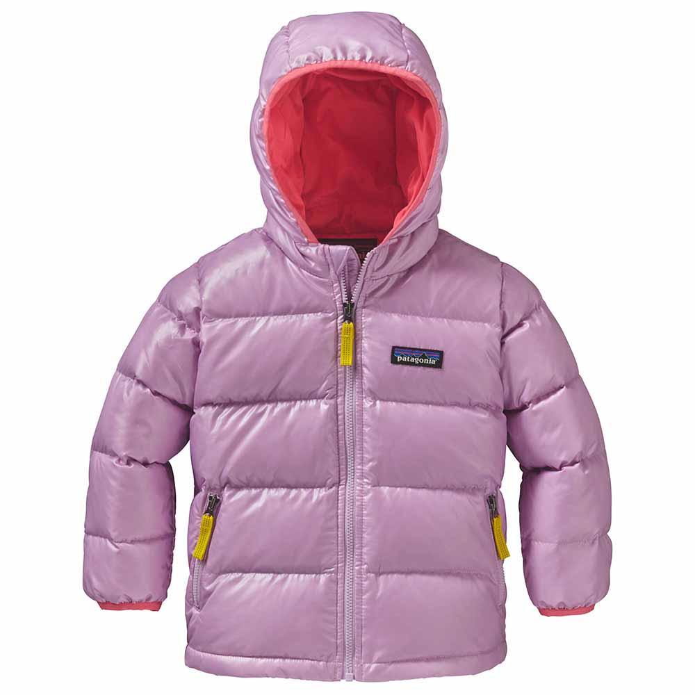 Patagonia Hi Loft Down Sweater Hoody Rose Trekkinn