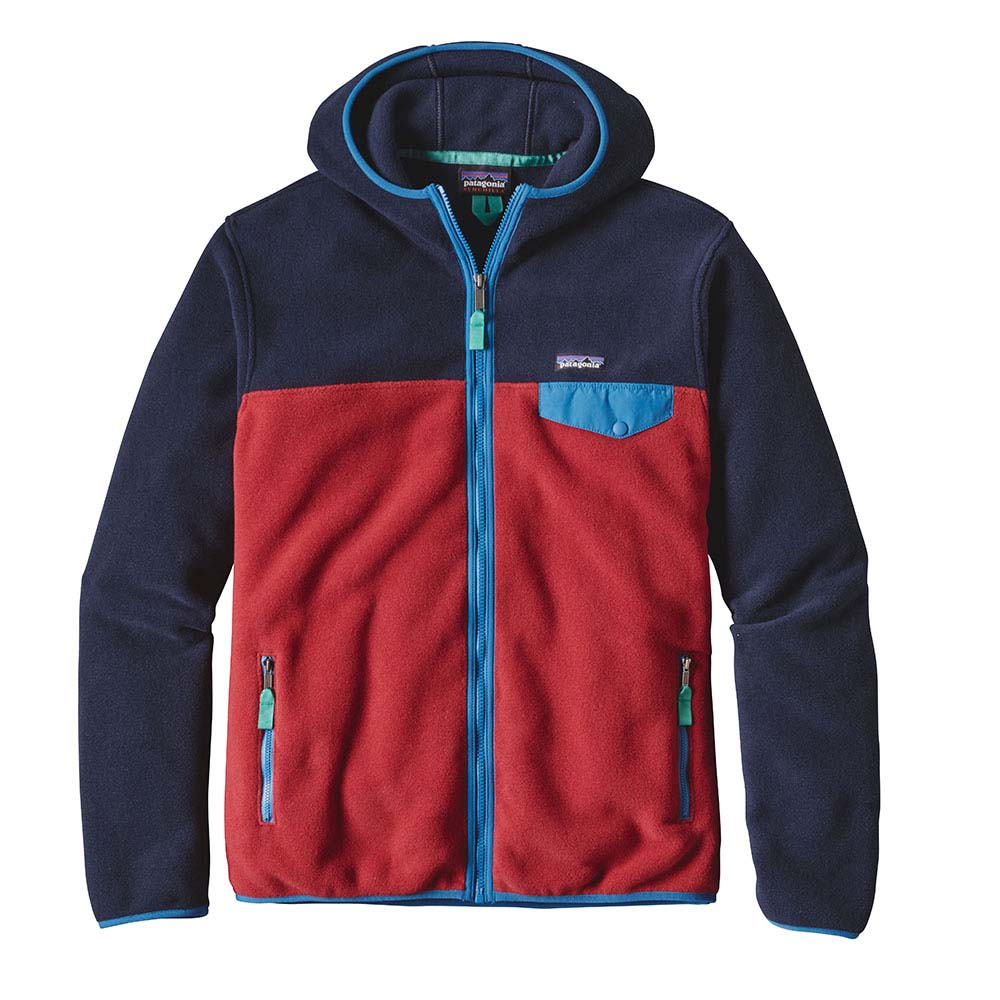 Patagonia LW Synch Snap T Hoody