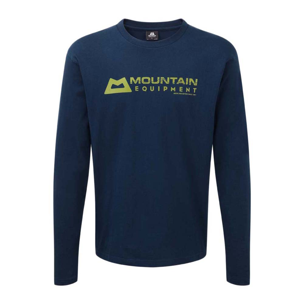 Mountain equipment Branded L / S