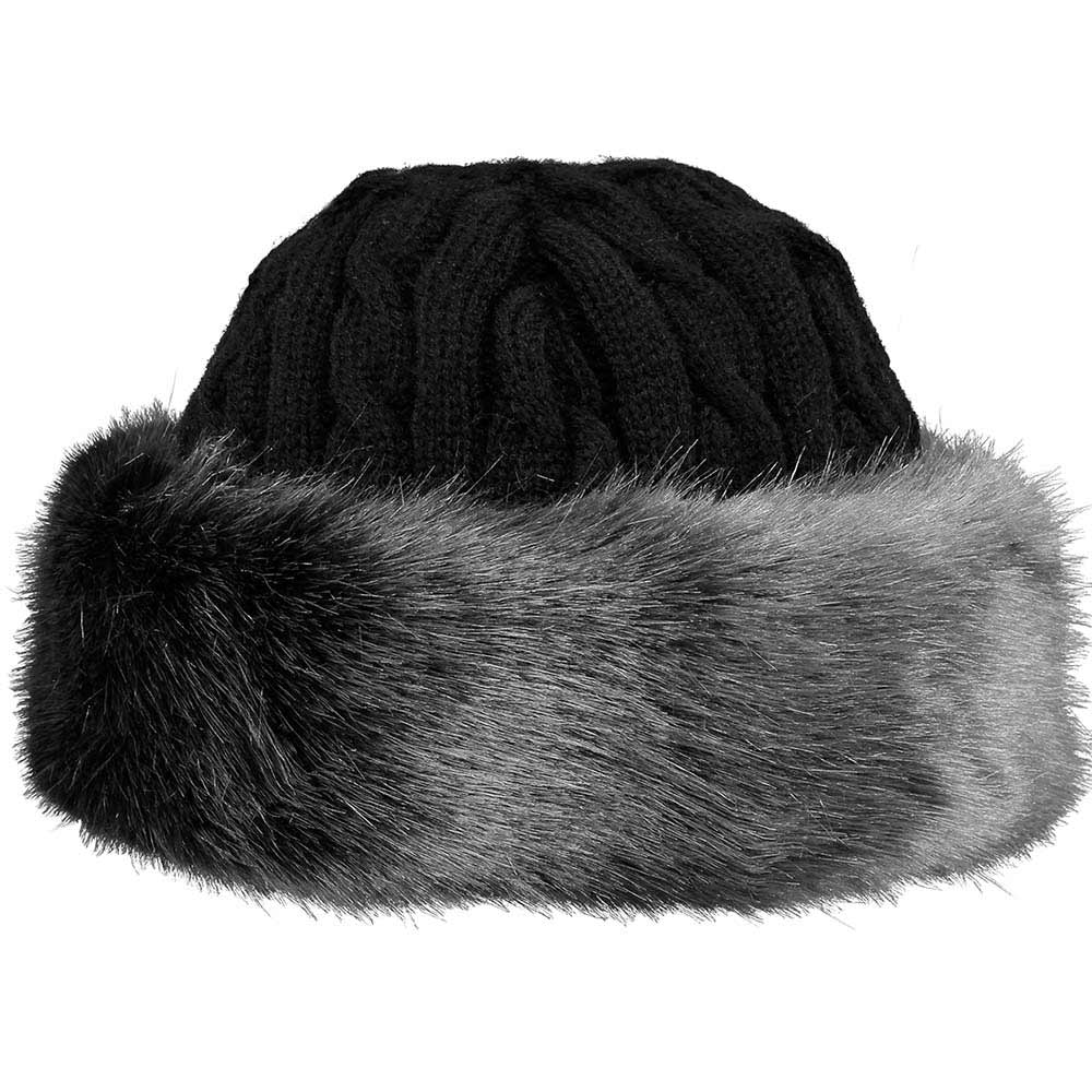 bb4de4e1 Barts Fur Cable Bandhat buy and offers on Trekkinn