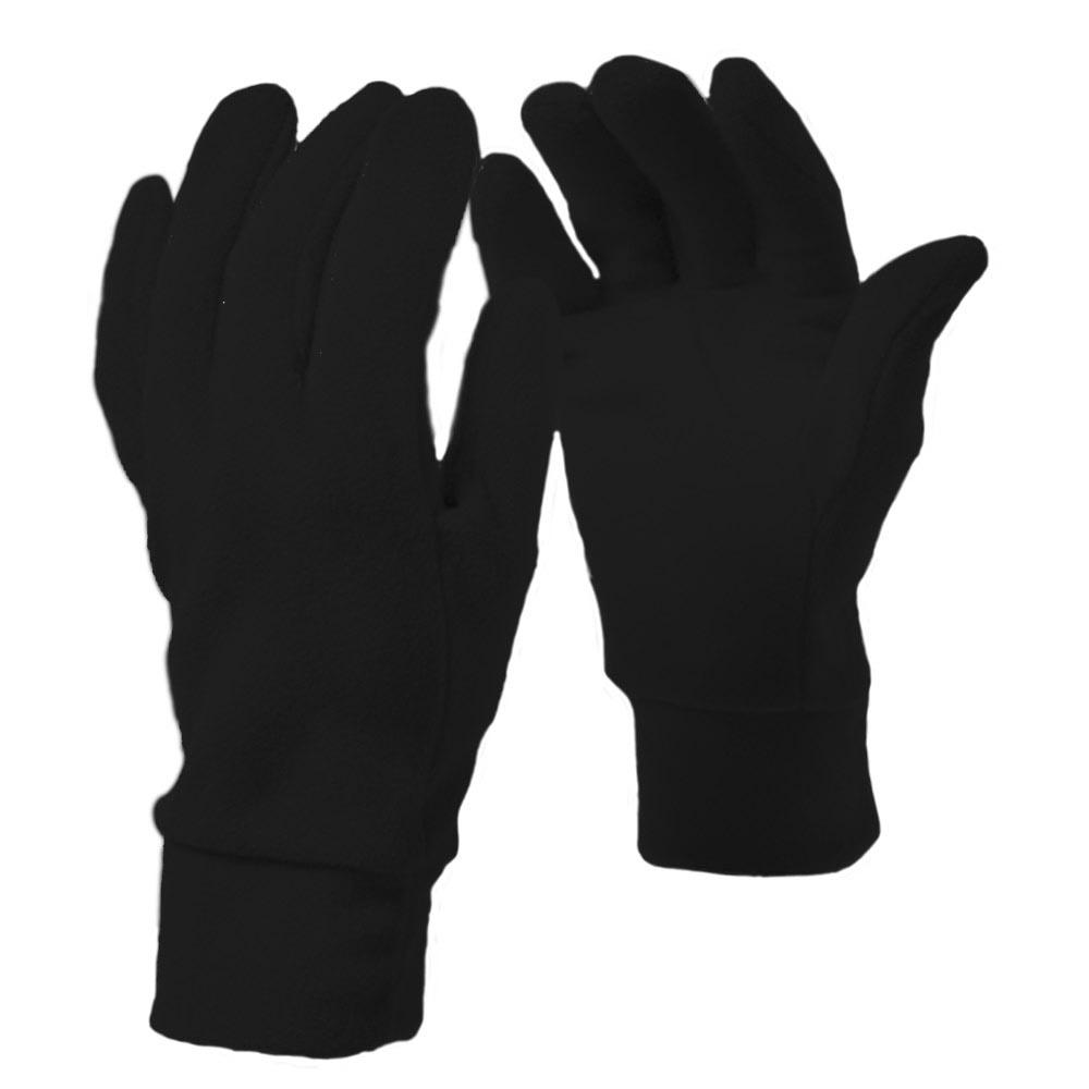 ee34ffbb5b3 Cmp Fleece Gloves Black buy and offers on Trekkinn