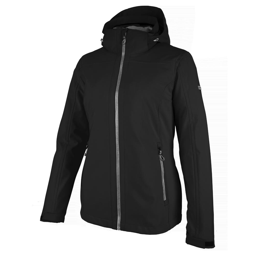 Cmp Zip Hood Softshell 3 In 1 Thinsulate