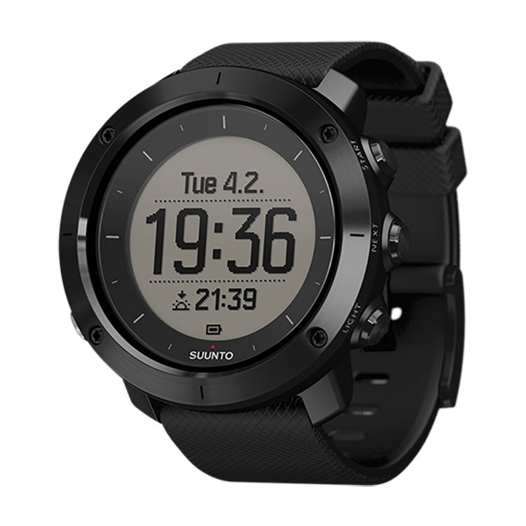 Suunto Traverse Sapphire Black buy and offers on Trekkinn bd2068be0c