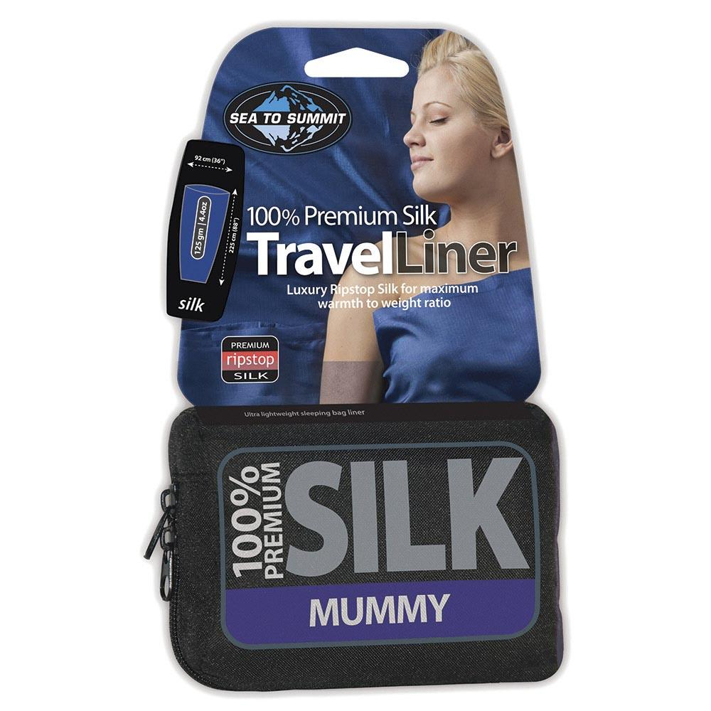 Sea to summit Silk Stretch Liner Mummy Tapered