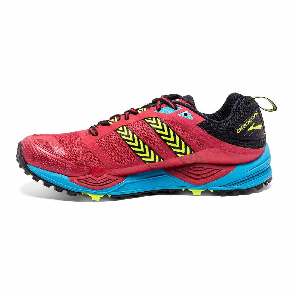 54336d96ca821 Brooks Cascadia 12 Red buy and offers on Trekkinn