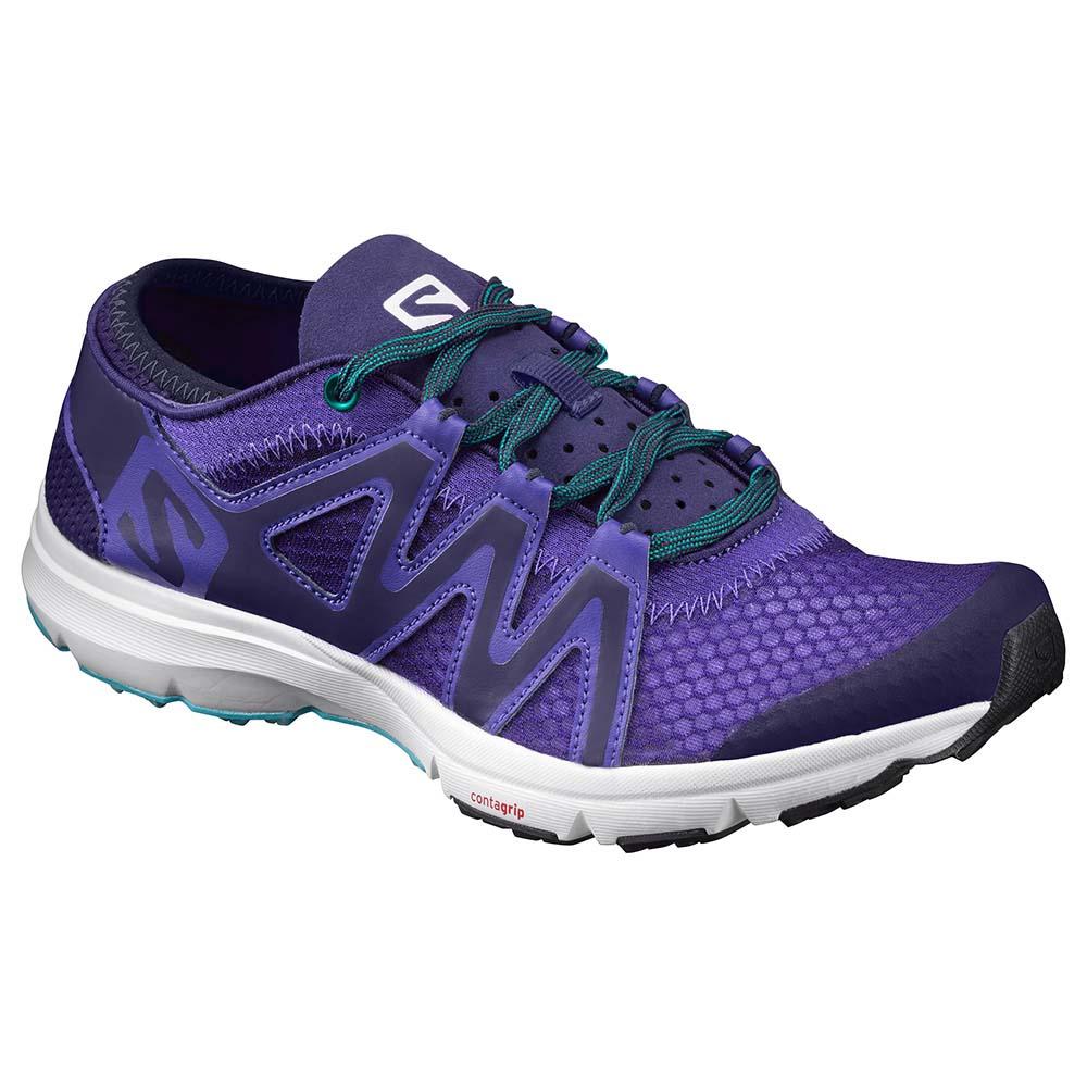 Crossamphibian 2 Running Salomon 38 Mujer Trail Morado Zapatillas 3 qRwA4