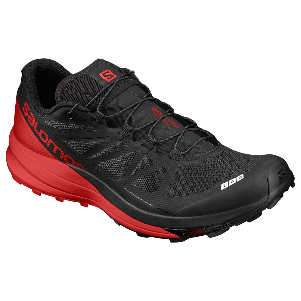 differently f11f6 802a2 Salomon S Lab Sense Ultra Red buy and offers on Trekkinn