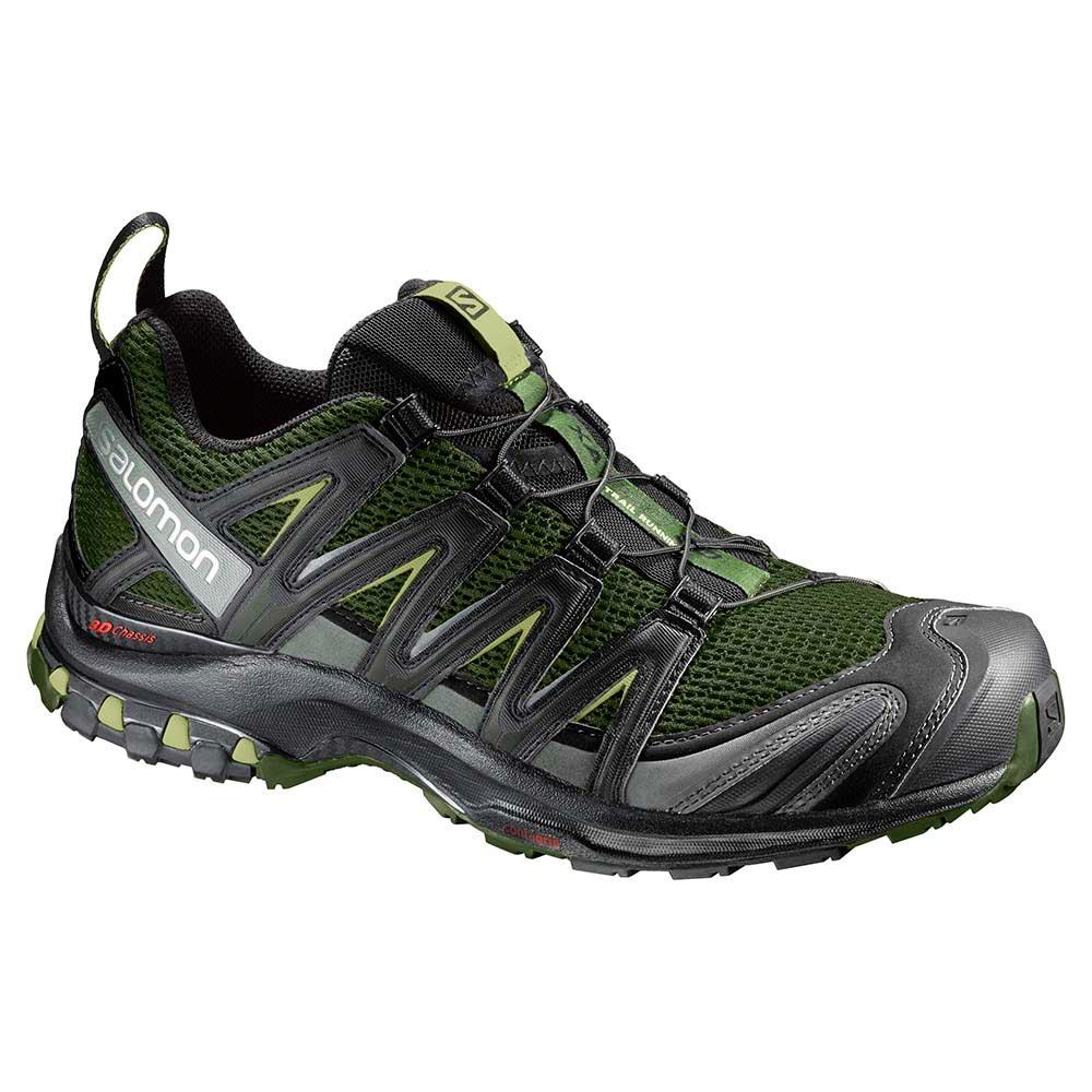 Chaussures Salomon Xa Pro 3d EU 40 2/3 Chive / Black / Beluga
