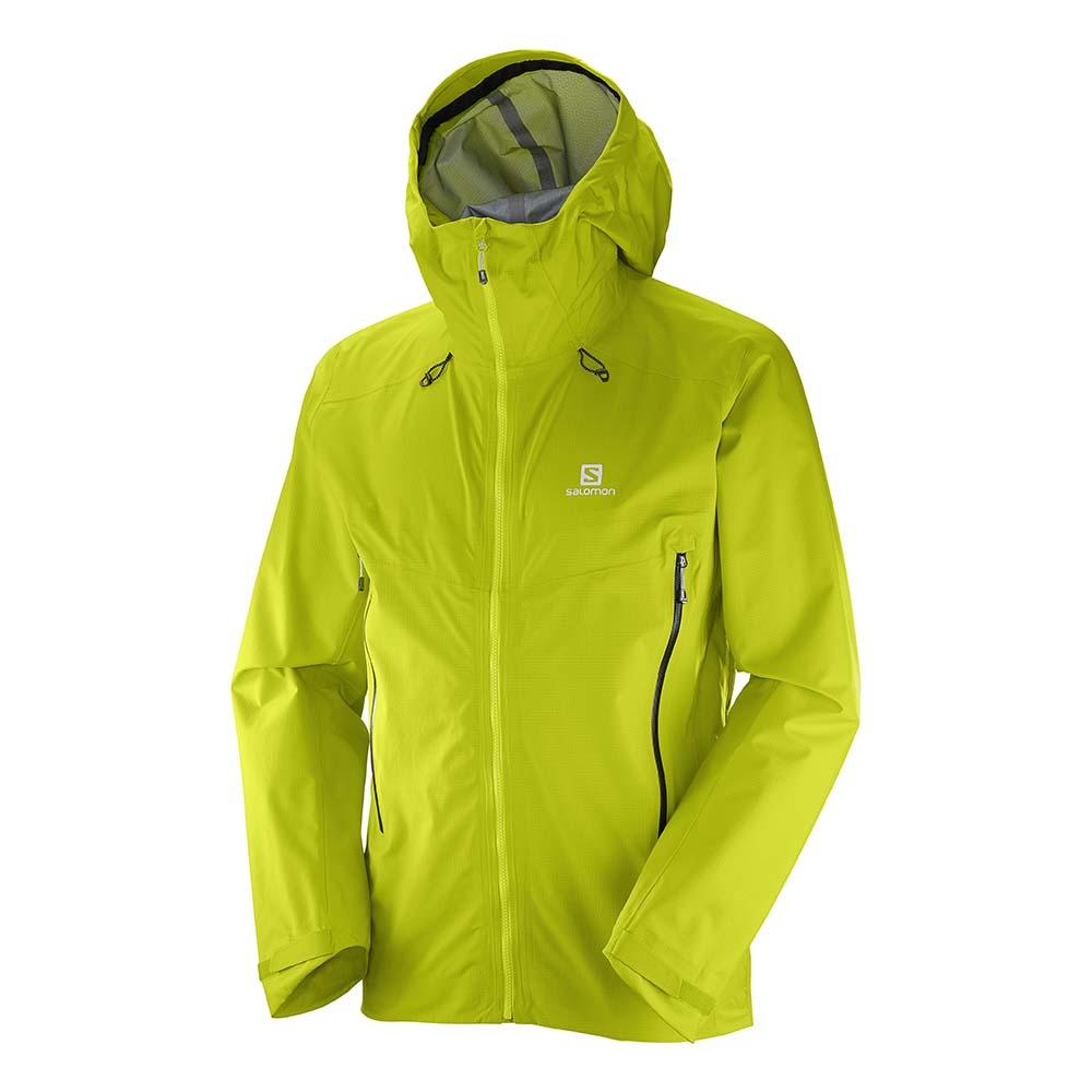 SALOMON Mens X Alp 3l Jacket