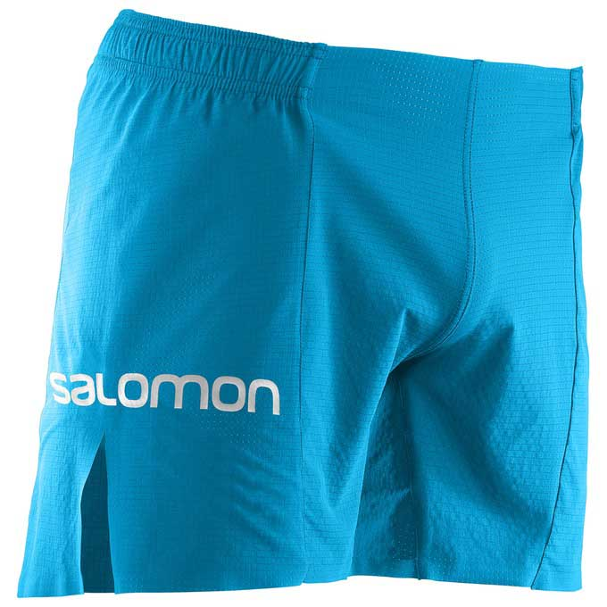 11c5bda72 Salomon S-Lab Short 6 Blue buy and offers on Trekkinn