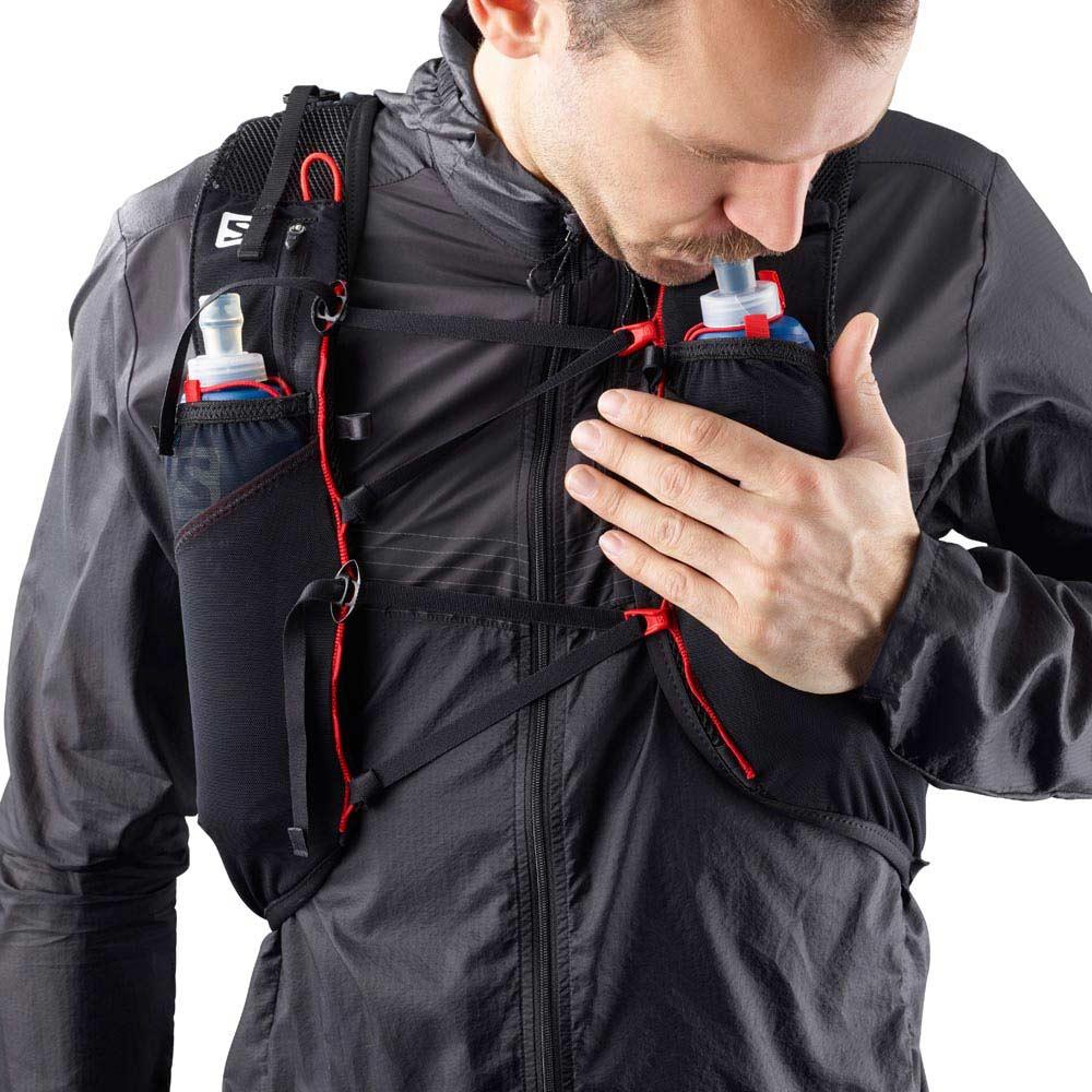 Salomon Adv Skin 5L Set Black buy and offers on Trekkinn