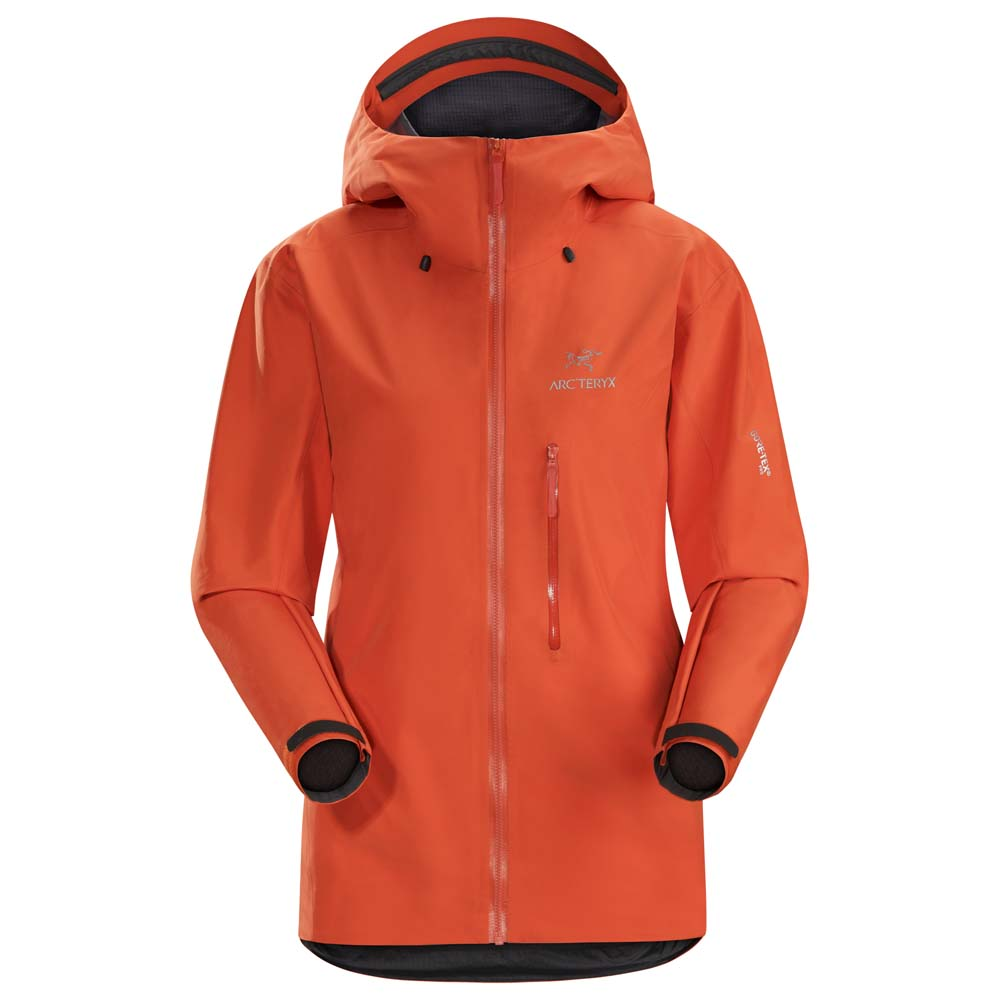 631a02ef6e4 Arc'teryx Alpha FL Orange buy and offers on Trekkinn