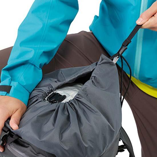 3e8e38f568c Arc'teryx Alpha FL 30 Backpack Red buy and offers on Trekkinn
