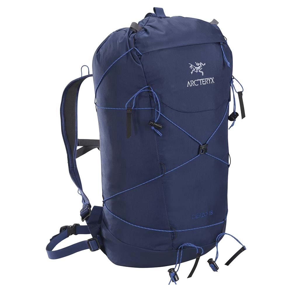 753f891bc98d Arc teryx Cierzo 18L Blue buy and offers on Trekkinn