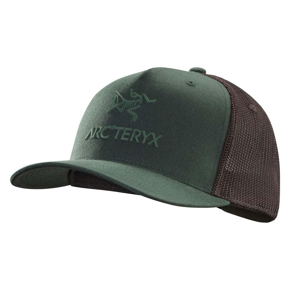 Arc teryx Logo Trucker Hat buy and offers on Trekkinn 082c3a5c54dd