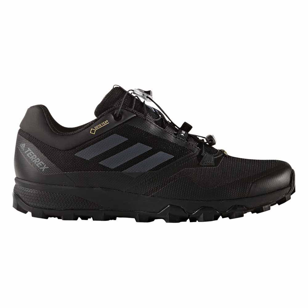 Adidas Terrex Trailmaker GTX Mens adidas TERREX Shoes Black BFF4177