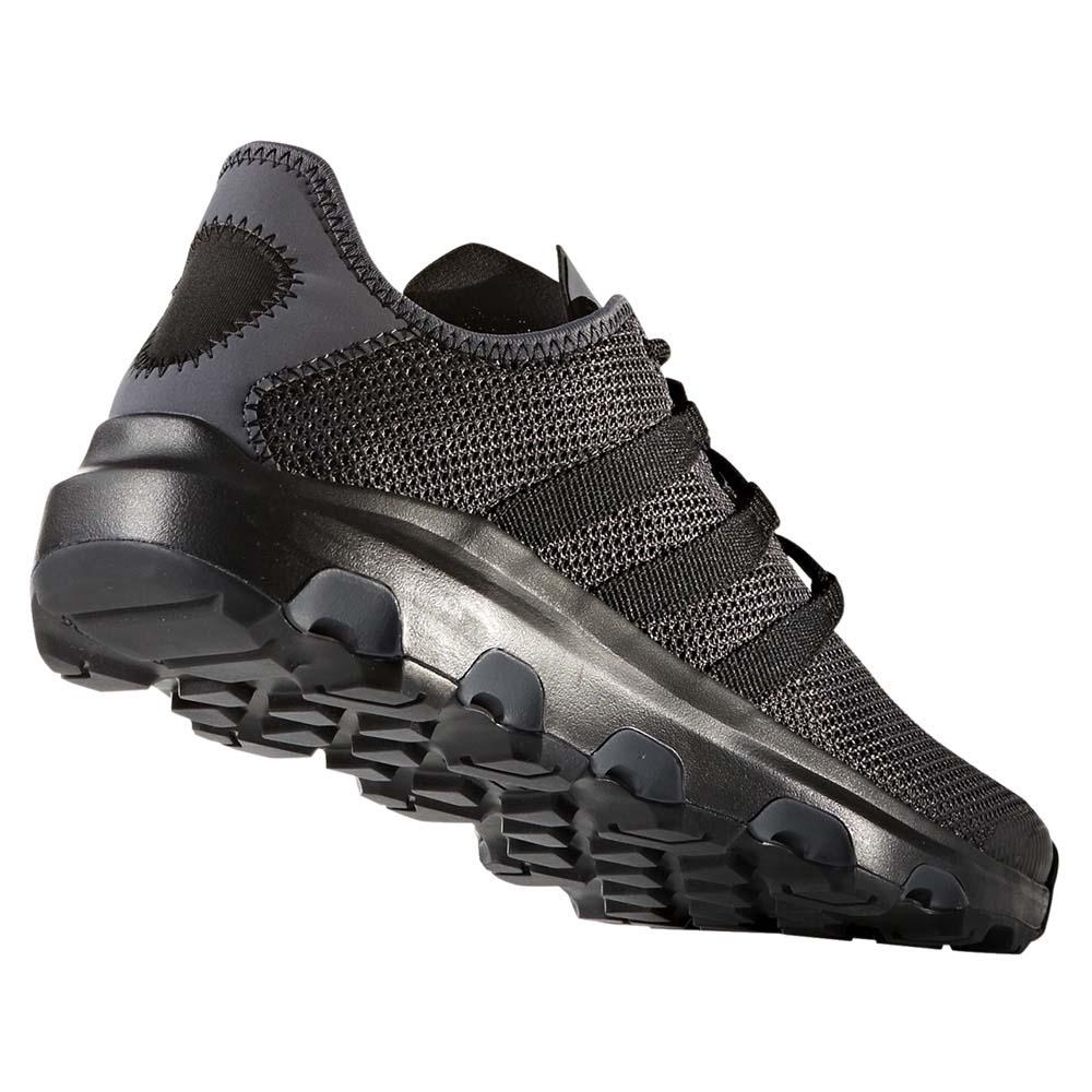 adidas terrex cc - core / core schwarz / schwarz onix, trekkinn