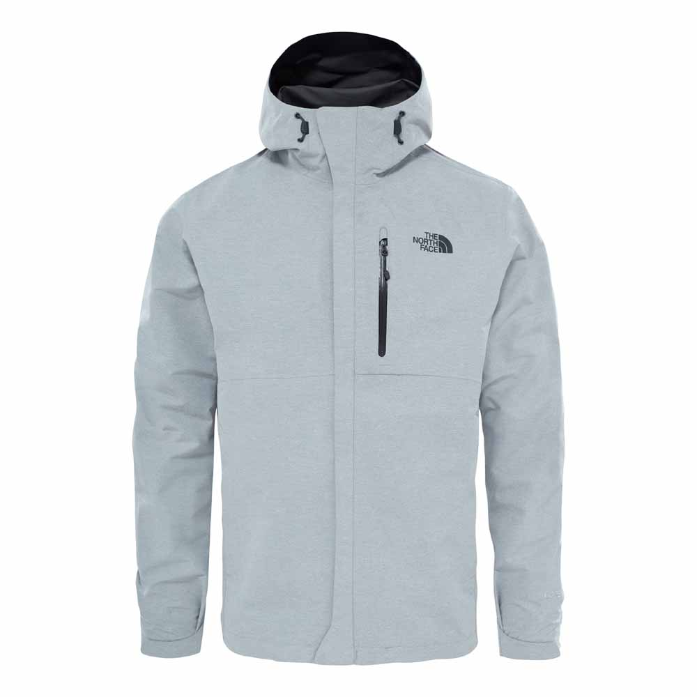 8dbdef7d18c6 The north face Dryzzle Jacket Silver buy and offers on Trekkinn
