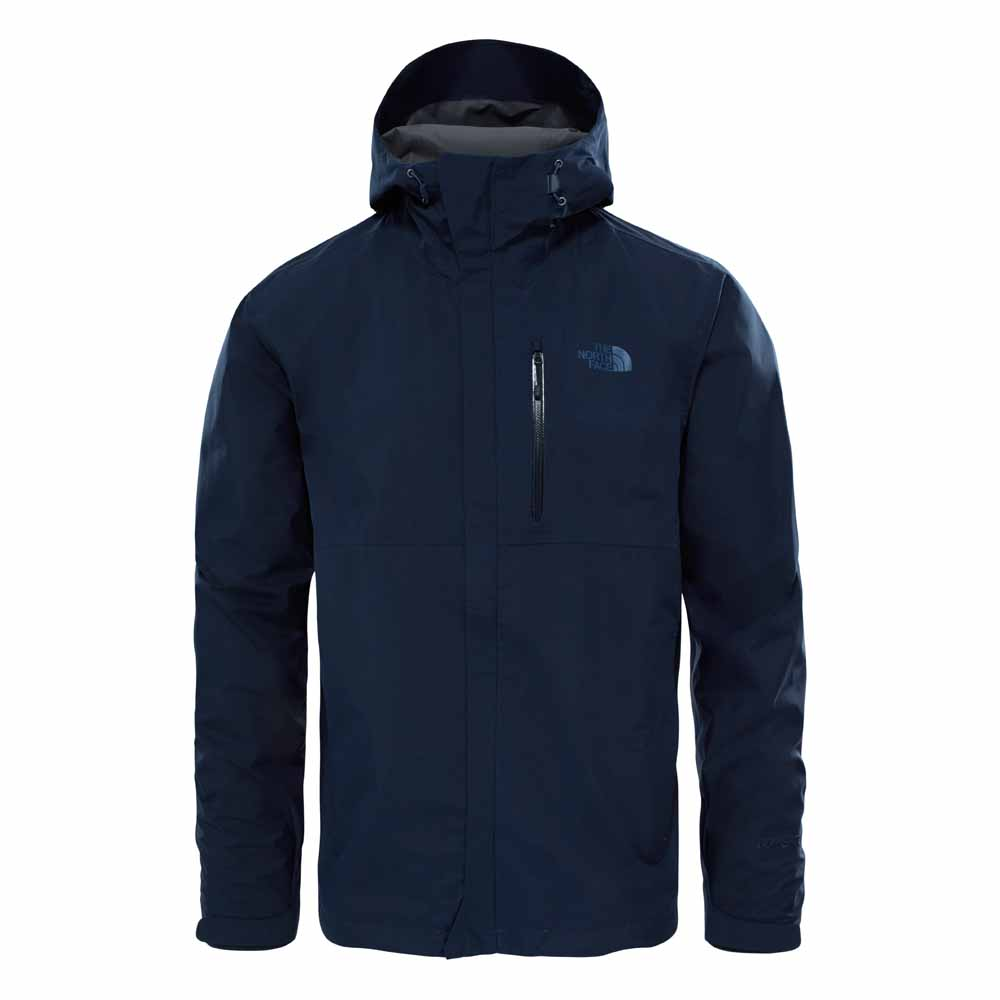 98045244 The north face Dryzzle Jacket Blue buy and offers on Trekkinn