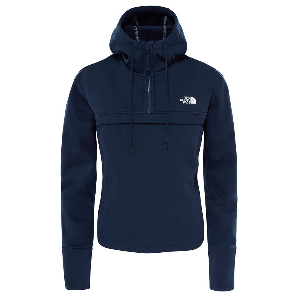 337a08c8c1d64 The north face Cagoule 1 4 Zip Hoodie buy and offers on Trekkinn