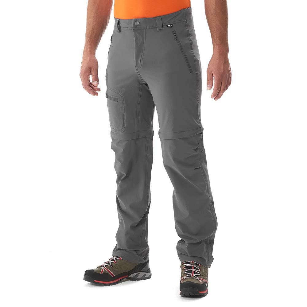 fb058b27bd5bbc ... Millet Trekker Stretch Zip Off Pants ...