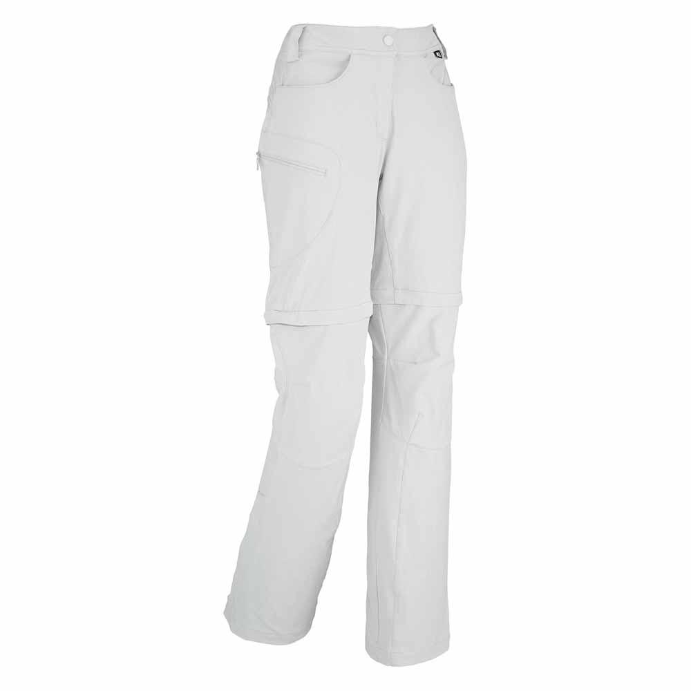 8d66f8c66a280e Millet Trekker Stretch Zip Off Pants White