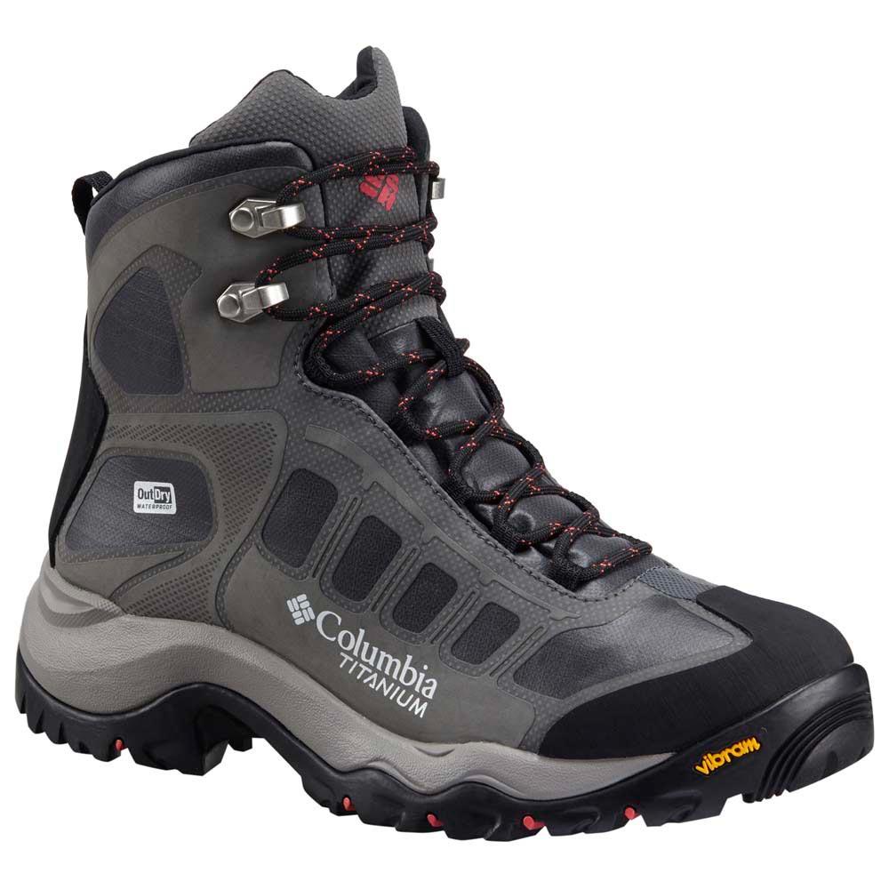 Columbia Chaussures Daska Pass Iii Titanium OutDry Extreme