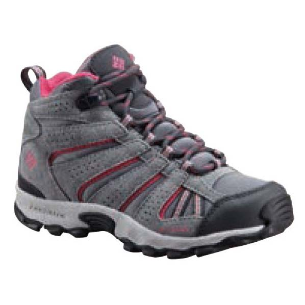 Columbia Kids Youth North Plains Mid Waterproof Hiking Boot