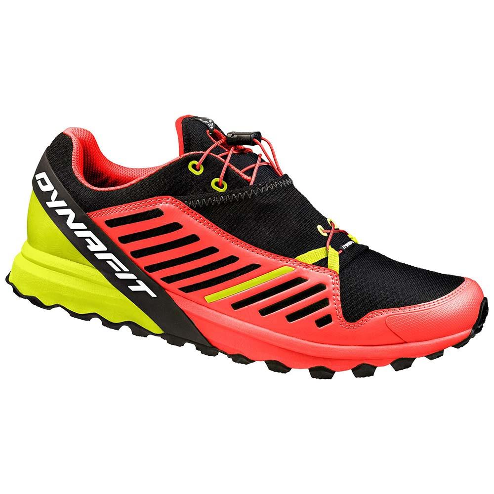 Chaussures Dynafit Alpine Pro EU 36 Black/Lime Punch