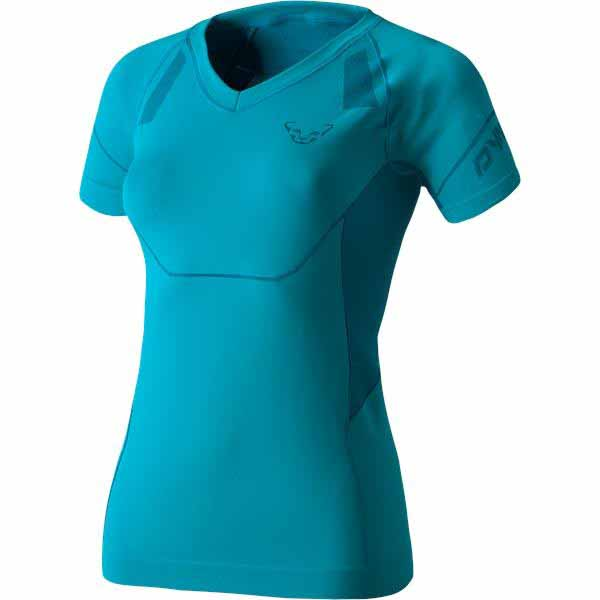 Dynafit Womens Alpine Seamless Short Sleeve Tee
