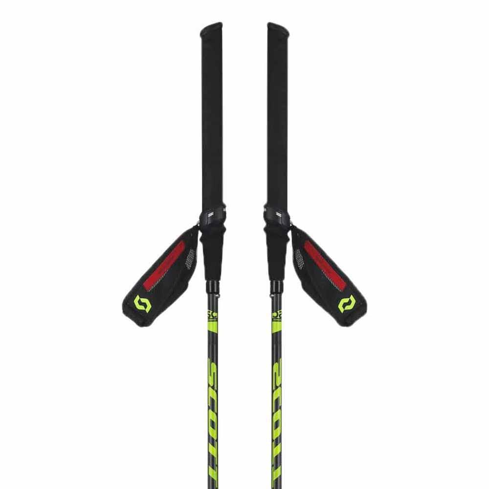 Bâtons de randonnée Scott Pole Rc 3 Part 120 cm Black