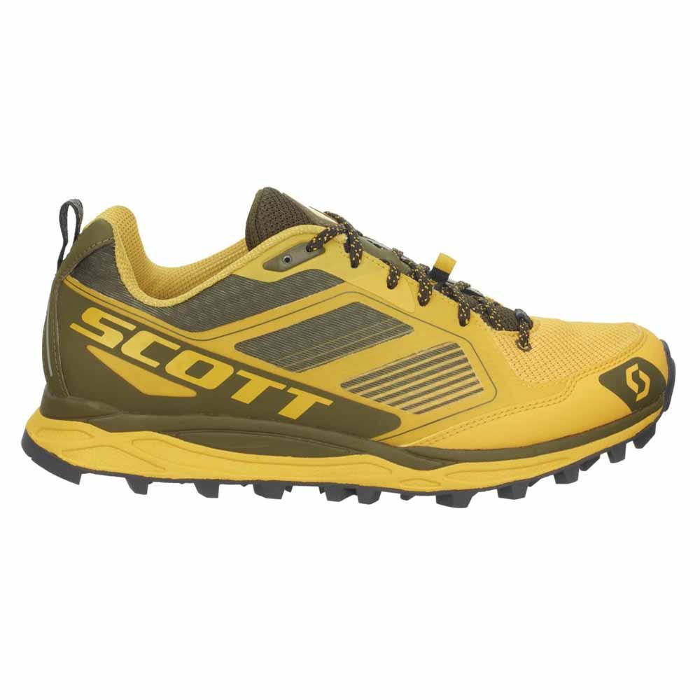 Scott Kinabalu Supertrac Желтый
