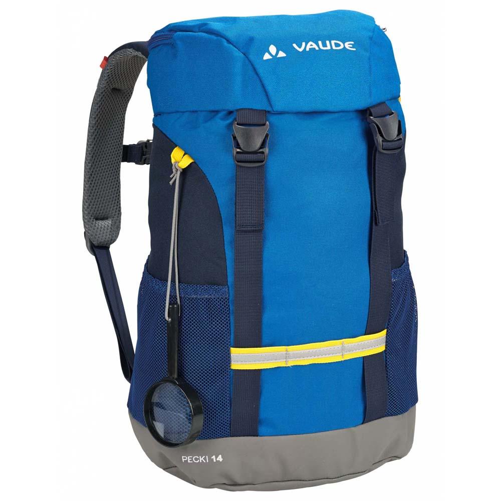 57081388086 VAUDE Pecki 14L Blauw kopen en aanbiedingen, Trekkinn