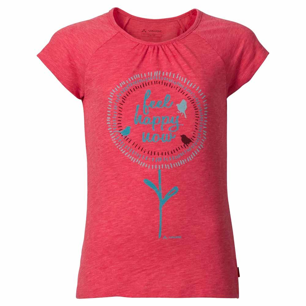 Vaude fulmar camisa niños T-Shirt Pink