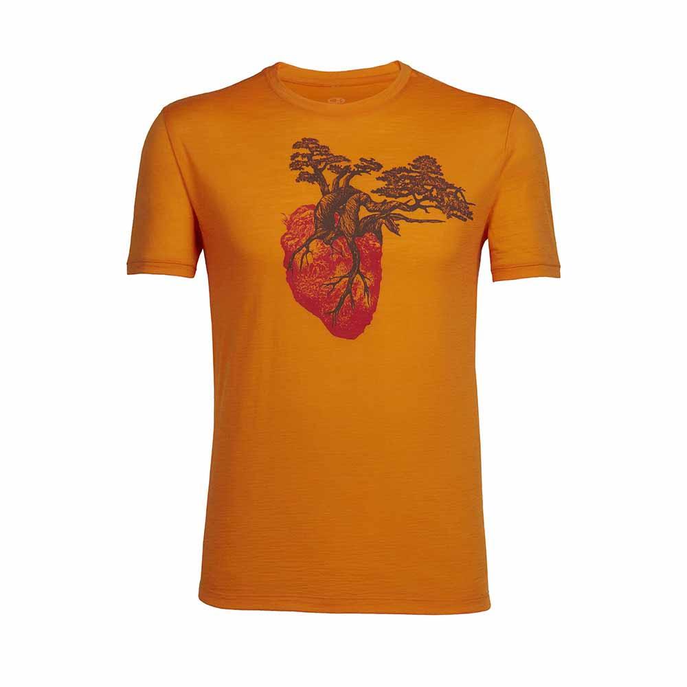 Tee shirt icebreaker vetement en laine de merinos   Rlobato 8f6d438a70ad