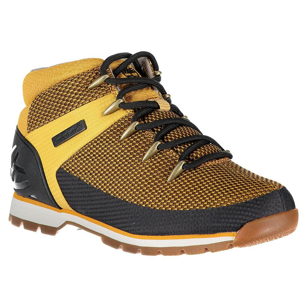 Timberland Euro Sprint Fabric Brown buy and offers on Trekkinn bb768fb0a