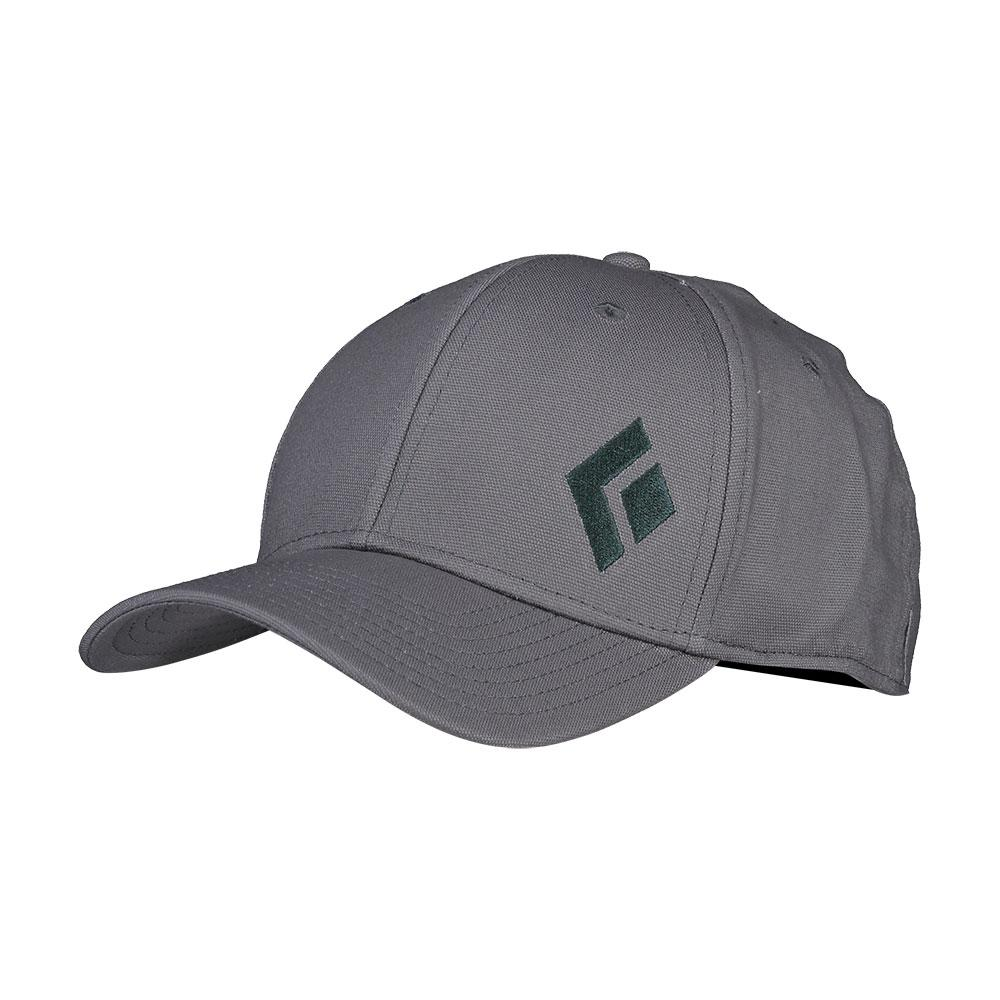 Black diamond BD Logo Hat Grey buy and offers on Trekkinn 55dc2e2f77d