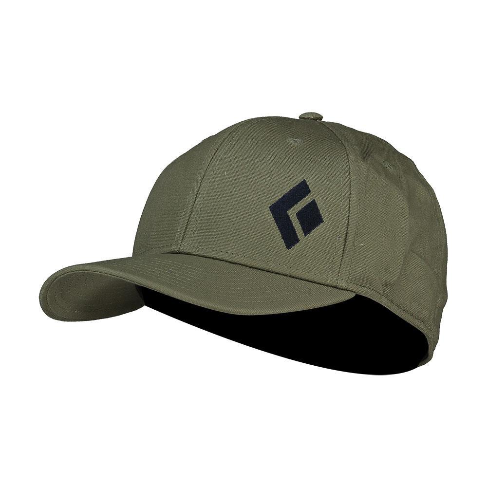Black diamond BD Logo Hat Green buy and offers on Trekkinn eaf20505a0a