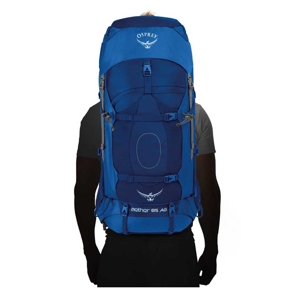 Osprey Europe Mens Aether Ag 85 Backpacking Pack
