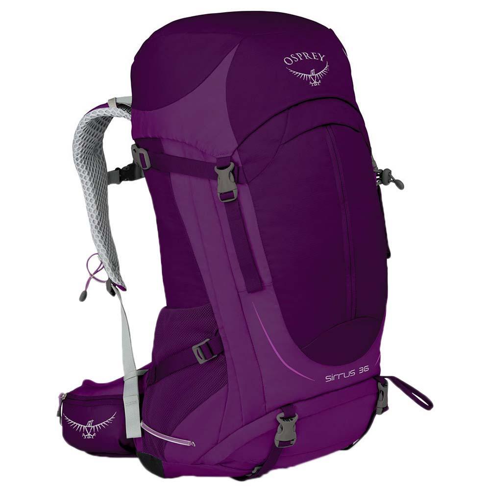 Osprey Sirrus 36L Purple buy and offers on Trekkinn 09de8f9ef3d5e
