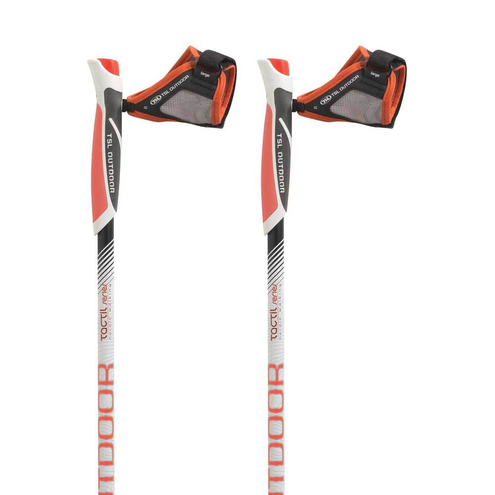 Tsl-outdoor Tactil C50 Spike/crossover 2 Units 120 cm White / Red