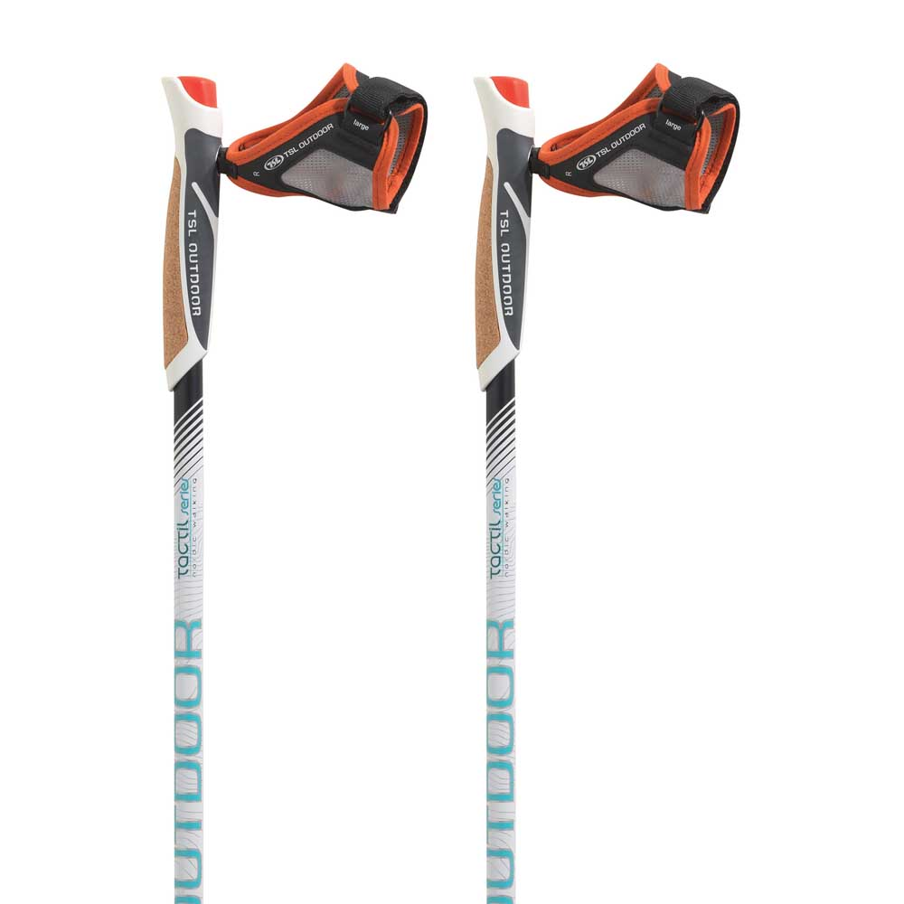Tsl-outdoor Tactil C70 Spike/crossover 2 Units 125 cm White / Blue