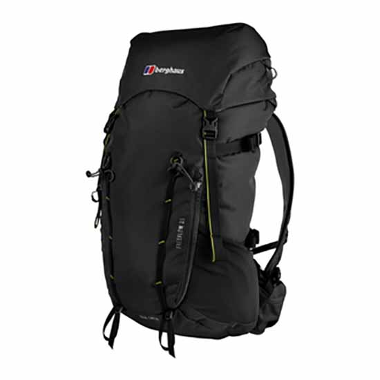 beed3800f433 Berghaus Freeflow 35L Black buy and offers on Trekkinn