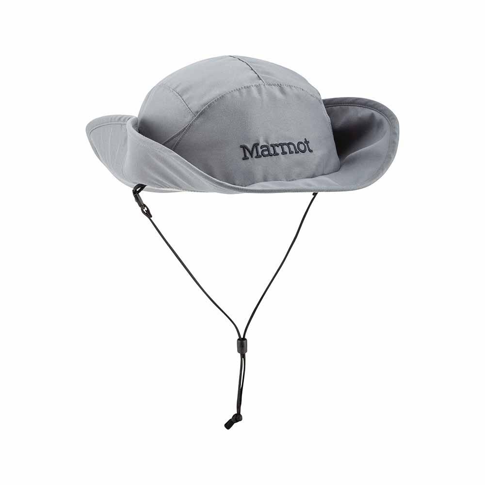 fe86a39016c Marmot Simpson Sun Hat Grey buy and offers on Trekkinn
