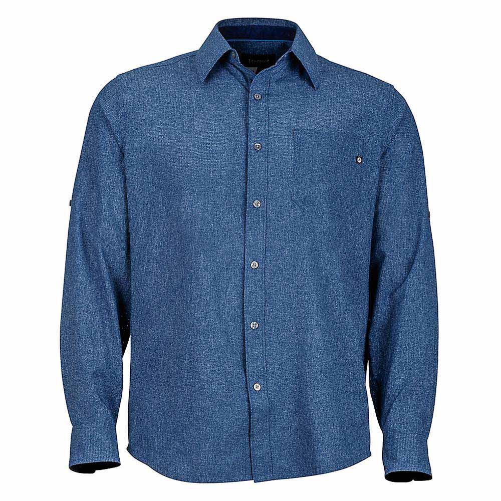 LS Marmot Men/'s Windshear Long Sleeve Shirt
